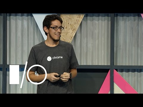 Bring Your Android App to Chrome OS - Google I/O 2016
