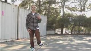 Skateboarding Tricks : How to Perform Beginner's Skateboard Tricks
