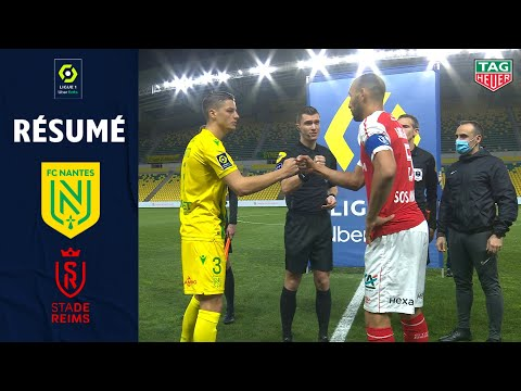 Nantes Reims Goals And Highlights