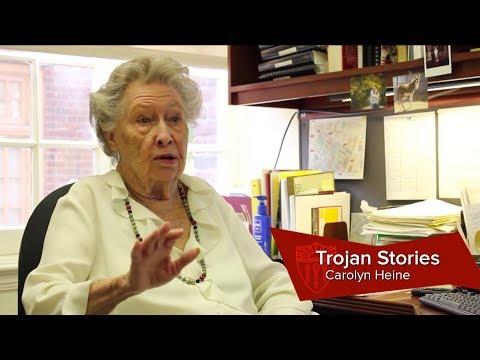Carolyn Heine - USC Staff Milestones (2016)