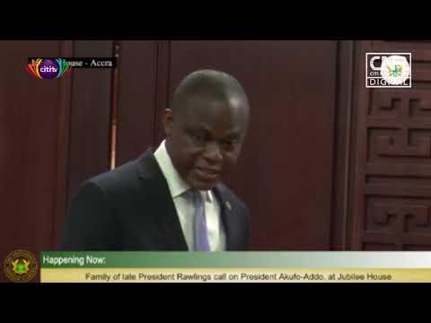 Family Of Late President Rawlings Calls On President Akufo-Addo | Citi Newsroom