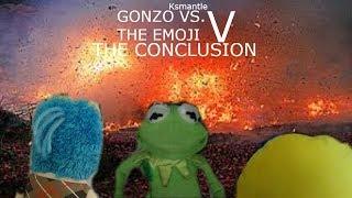 Gonzo Vs. the Emoji V: The Conclusion