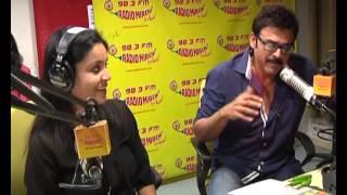 Spicy MASALA at RadioMirchi with Victory Venkatesh by RjBhargavi