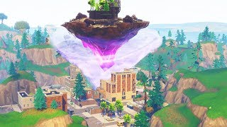 FORTNITE CUBE EVENT ACTIVATING RIGHT NOW! (FORTNITE BATTLE ROYALE)