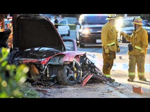 Mort tragique de Paul Walker
