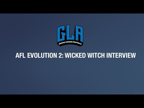 AFL Evolution 2: Wicked Witch Interview
