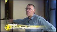 """Ingvar Kamprads liv: """"Efter första miljonen blev jag glad - men vad fan skulle jag med 100 miljoner"""