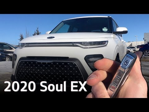 2020 KIA Soul EX || First Look & Feature Exploration