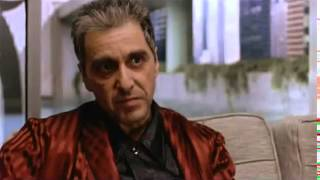 Al Pacino : It Was Not What I Wanted!!!