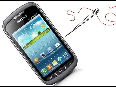 Прошивка Unbrick Samsung Galaxy Xcover 2, S7710