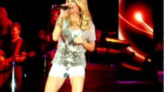 Stadium Of Fire 2010 With Carrie Underwood Thumbnail
