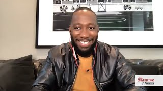Conversation at Home with Lamorne Morris of WOKE