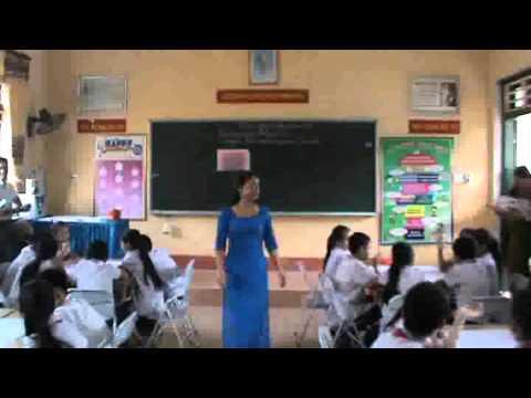 Dạy học Mĩ thuật theo phương pháp Đan Mạch: Mĩ Thuật lớp 5 TH Yên Lãng 1