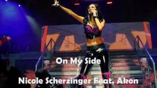 Nicole Scherzinger Feat. Akon - By My Side (+ Download MP3)