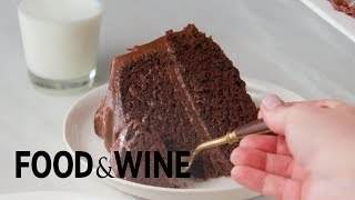 Classic Chocolate Cake | Recipe | Food & Wine