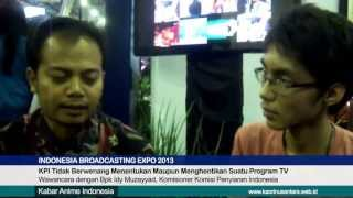 Kabar Anime Indonesia episode 2 - Indonesia Broadcasting Expo 2013