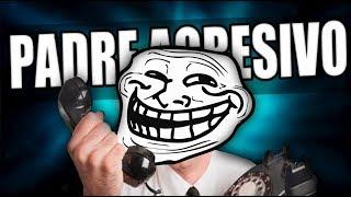 MI PADRE ES MUY AGRESIVO!! BROMAS TELEFONICAS PARA REIR