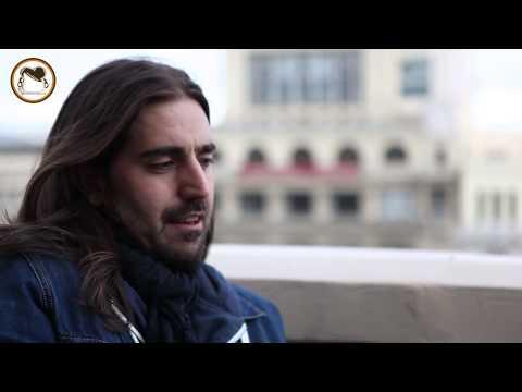 Entrevista a Andrés Suárez + Necesitaba un vals para olvidarte