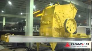 cone crusher & Vermiculite sand maker serve in construction