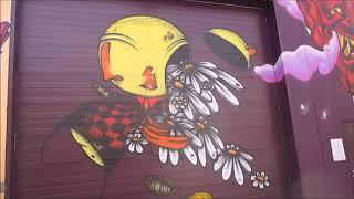 Aalst Carnaval - Graffiti Carnavalswerkhallen September 2019 (zondag)
