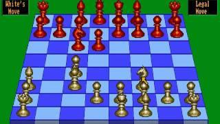 Classic Board Games ~ Amiga