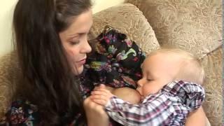 Imetamisasendid Breastfeeding Position