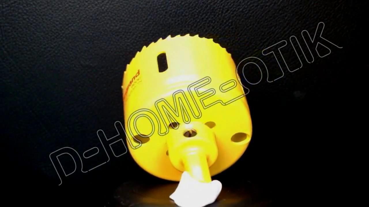 Scie Cloche Diametre 67 Mm Pour Boite Batibox Cloison Seche Reference 80067