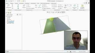 Видеоурок 2 по Creo Parametric 2.0