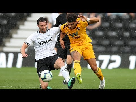 SHORT MATCH HIGHLIGHTS   Derby County Vs Wolves