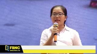 FBNC - Cuộc thi sinh viên biện luận 2017 - Đại học kinh tế TPHCM - Tập 2 (Phần 1)