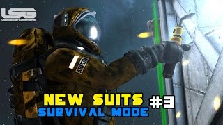space engineers suited booted unloading the ship se2 part 3