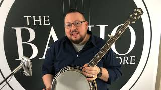 The Banjo Store reviews Recording King's RK-R35