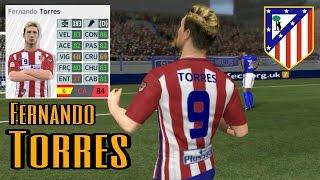 Fernando Torres • Skills & Goals • Dream League Soccer 2017