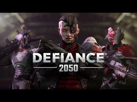 40 Minutes of 🛸Defiance 2050 Closed Beta Gameplay [PC HD] [Castithan Male]