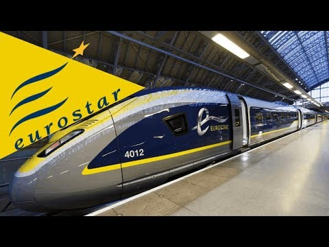 High Speed Railway  UK and Mainland Europe