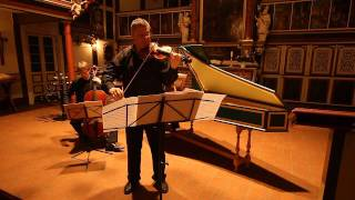 J.S.Bach Vl-Konzert  dmoll BWV1052 2.Satz mit Daniel Thieme