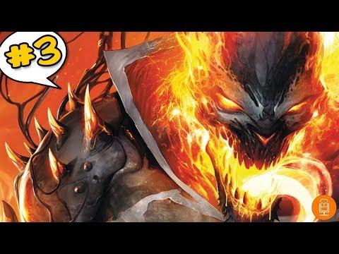 Ghost Rider The Spirit of Venom - Edge of Venomverse #3