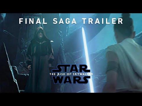 "Star Wars: The Rise Of Skywalker ""Generations"" Saga Trailer"