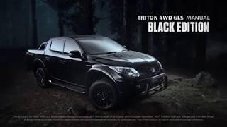 Download Video Mitsubishi Triton 4WD GLS Black Edition   Mitsubishi Motors NZ MP3 3GP MP4