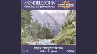 Symphony No.11 In F Major: Menuetto: Allegro Moderato