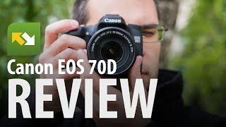 Canon EOS 70D : Review