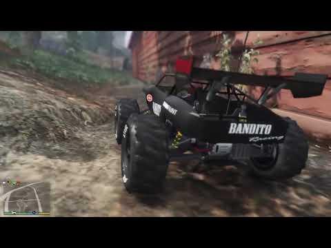 GTA V: Neue Perspektiven mit dem RC Bandito
