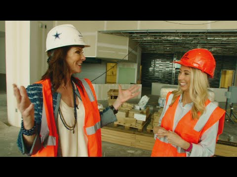 Exclusive Tour of The Star Construction with Charlotte Jones Anderson
