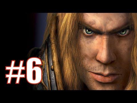 видео: Прохождение warcraft 3 iii: reign of chaos - human 5 - НАСТУПЛЕНИЕ ПЛЕТИ