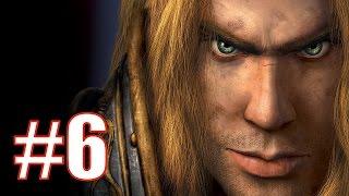 Прохождение Warcraft 3 III: Reign of Chaos - Human 5 - НАСТУПЛЕНИЕ ПЛЕТИ