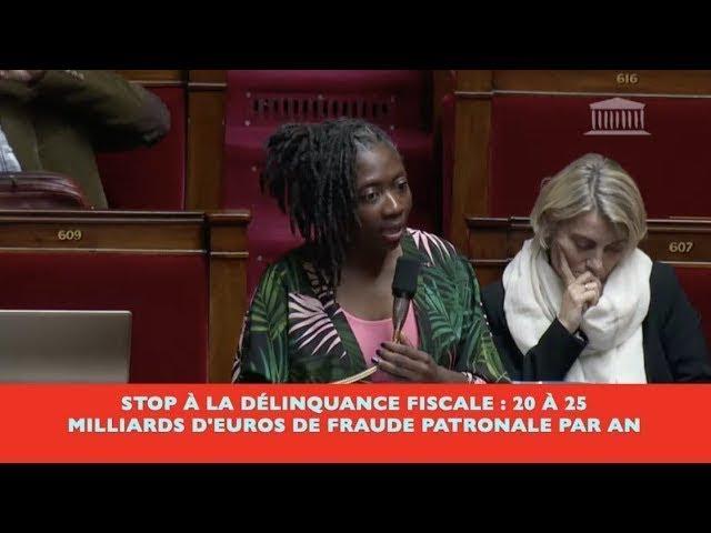 20 à 25 milliards d'euros par an : stop au laxisme contre la fraude patronale! (25/20/18)