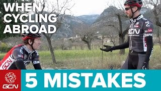 5 Mistakes To Avoid When You