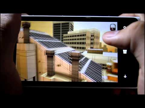Nokia Lumia 920 Best Games : Mirror's Edge