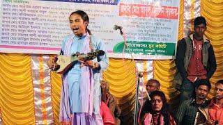 পালা গানের শেষে আনোয়ার সরকারের কান্ড দেখুন   anwar sarkar   doridro media