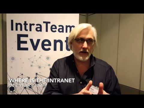 IntraTeam Event Copenhagen 2016 - Marc Anderson / Sympraxis Consulting LLC